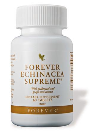 Forever Echinacea Supreme – Aloe Vera (Forever Living Products).