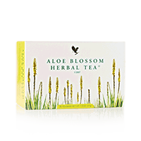 Aloe Blossom Herbal Tea® – (Forever Living Products).