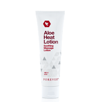 Aloe Heat Lotion – (Forever Living Products)