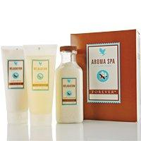 Aroma Spa Collection – Aloe Vera (Forever Living Products)