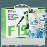 F.I.T F15 Beginner Vanille – Aloe Vera (Forever Living)