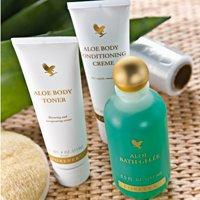 Aloe Body Toning Kit – Aloe Vera (Forever Living Products)