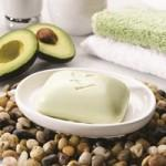 Avocado Face Body Soap