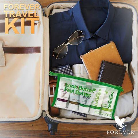 Forever travel kit