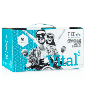 Forever Vital 5 Box – Aloe Vera (Forever Living Products)