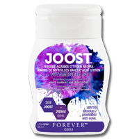 Forever JOOST Blueberry- Aloe Vera (Forever Living Products)
